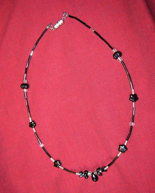 Jednořadý náhrdelník (10)