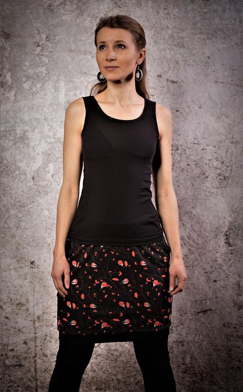 Úpletová sukně JAPAN STYLE
