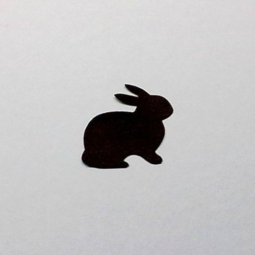 Zajíc - velký   (filc-plsť)