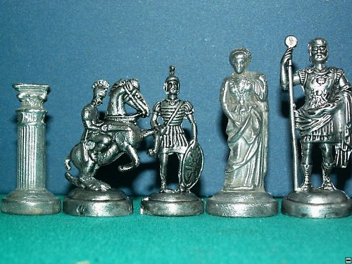 cínové šachy řecké