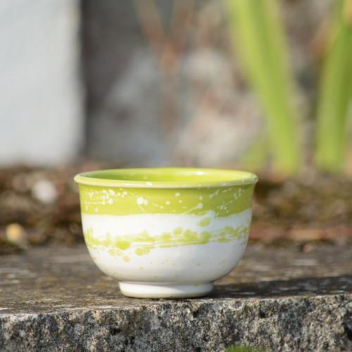 Mistička čajová 150 ml - Sasanky v trávě