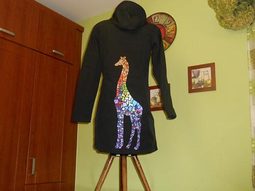 Softshellový kabátek M