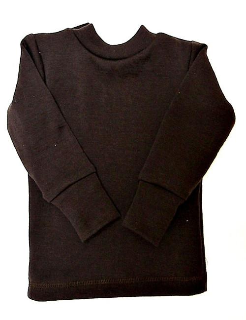Rostoucí tričko- merino - 93-104cm (2 - 4 roky)