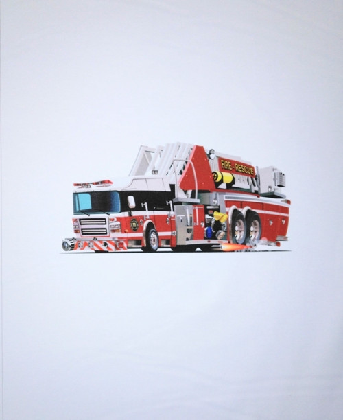 Teplákovina -  panel 40 x 50 cm