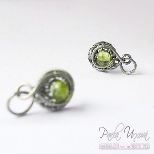 Minipuzetky olivínové