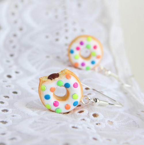 Donuty veselé puntíky