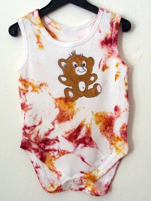 Bodyčko s medvídkem
