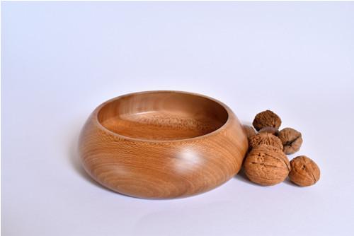 Dřevěná miska - platan 1