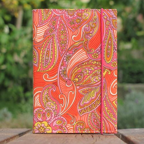"""Zápisník malý - \""""ornamenty\"""""""