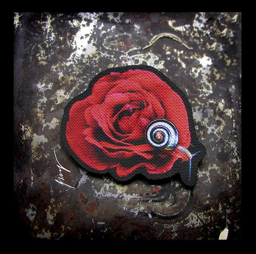 Pan Šnekoslav a růže na klopu.. I.