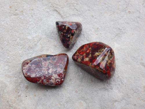 Jaspis brekcie č.T053 - set kamenů