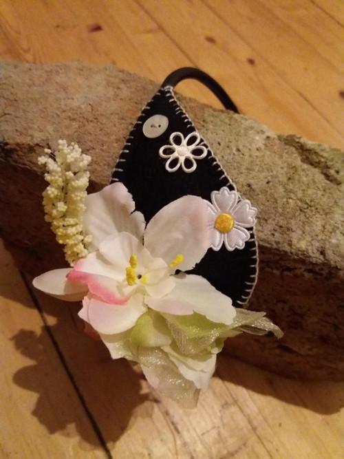 Květinová čelenka-3po