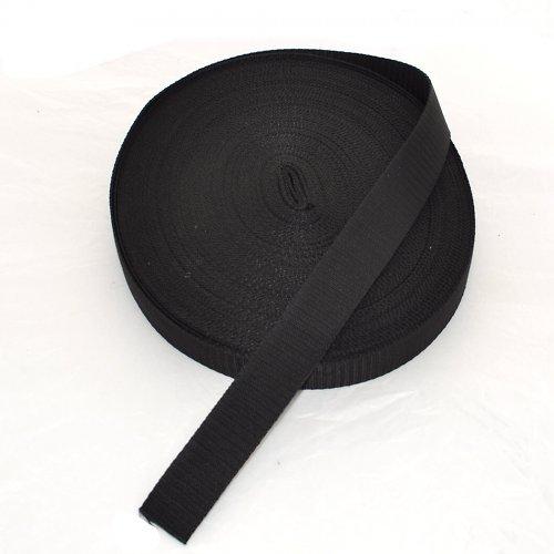 Popruh POP 4cm - černá