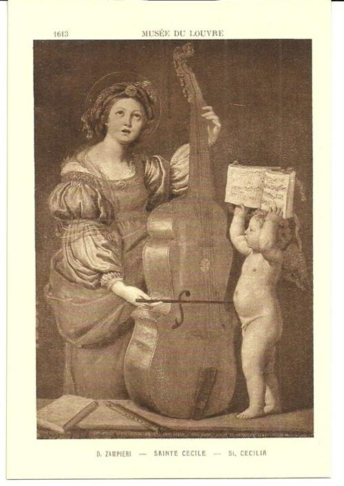 Umělecká pohlednice D.Zampieri