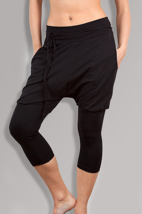 PUMP-LEG 3/4 BLACK