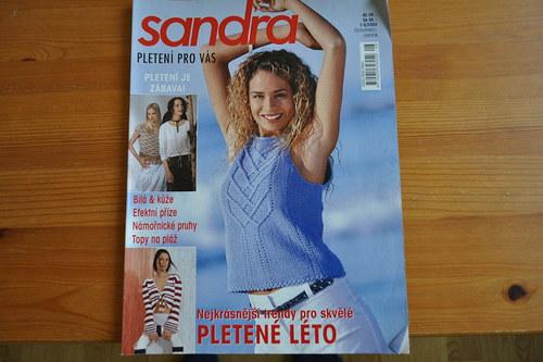 Sandra 7-8/2003
