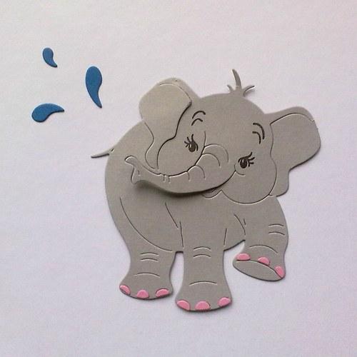 Výsek - Šťastný slon
