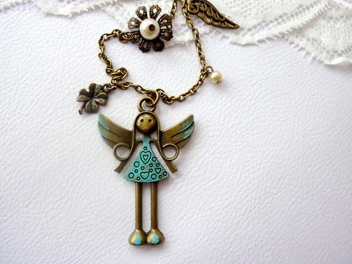 Andělka pro štěstí