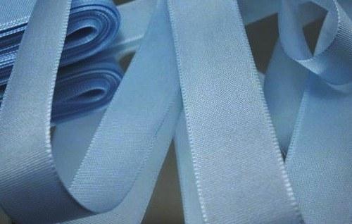stuha taftová 15mm sv.modrá (7m)