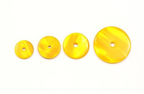 2ks- perleťové kolečko 13mm