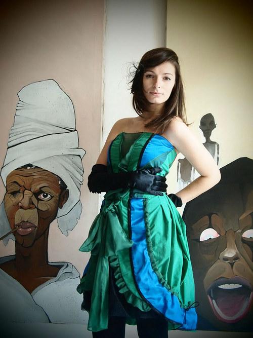 Šaty MARIE ANTOINETTE VE VERSAILLES