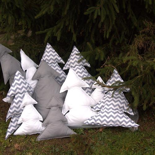 V lese les - střední 60 cm - BIO bavlna