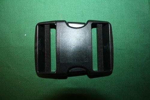 Plastová spona/trojzubec 50 mm