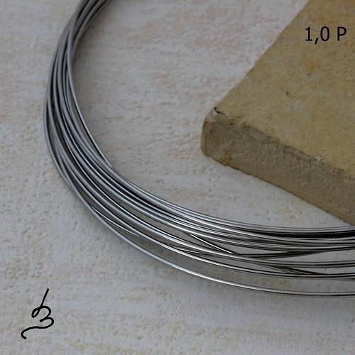 Osteo drát polotvrdý 1 mm - 5 m
