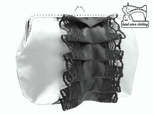 Společenská kabelka , dámská kabelka  13901A