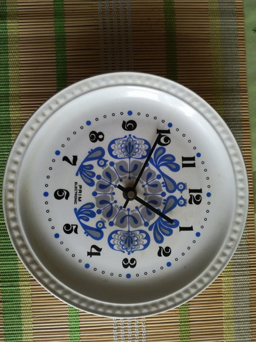 Holubičky - hodiny Prim, Ditmar Urbach 1970-1979