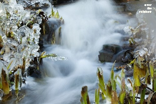 Frozen Wanderland III - autorská fotografie