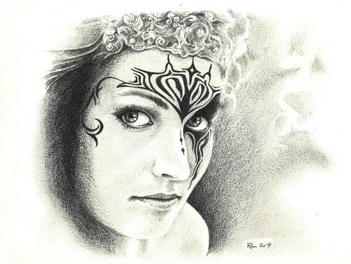 krásná čarodějka