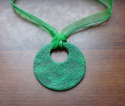 Zelený duhový