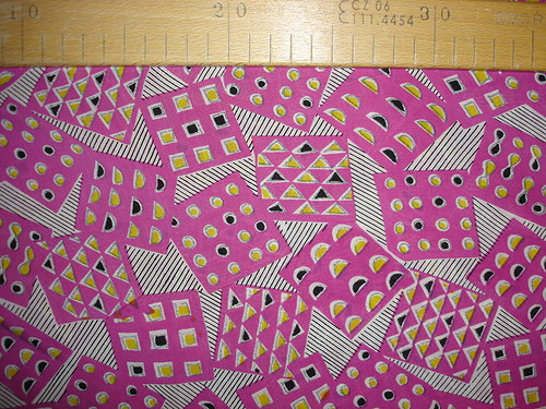 letní polyester šíře 90cm cena za 10cm