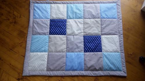 Dětská patchworková deka