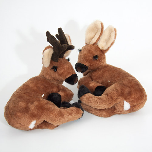 Srnčí siesta - autorská hračka