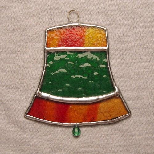 Závěs Zvonek vánoční 1
