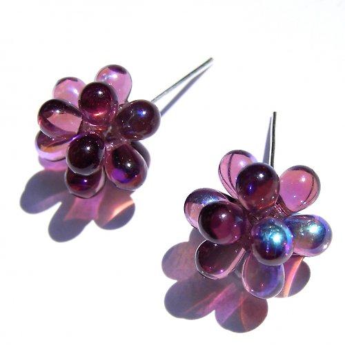 Bublinky violet