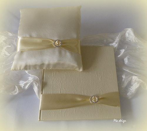 Svatební set Ivory