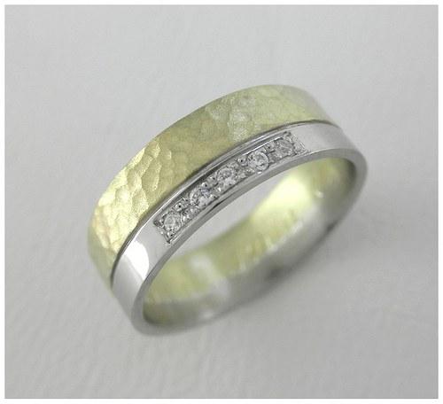 Snubní prsteny č. 56