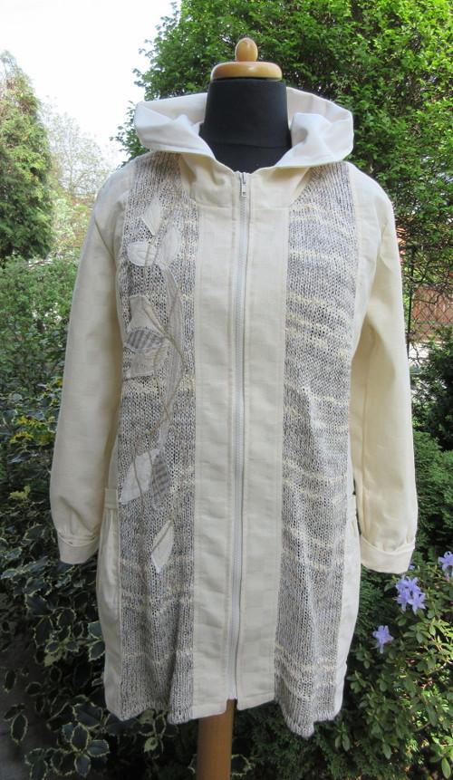 Jarní kabátek XL