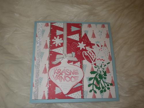 Vánoční přání , práníčko č.56
