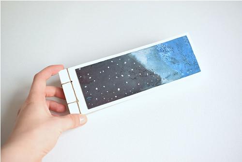 Hviezdnatá noc...zápisník