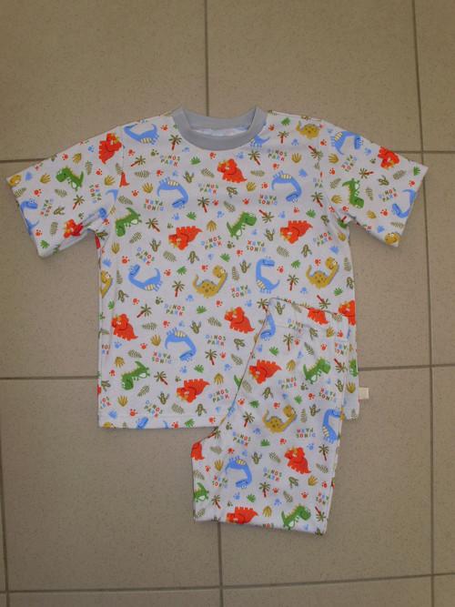 Letní pyžamo v.80-104;110-134;140-164