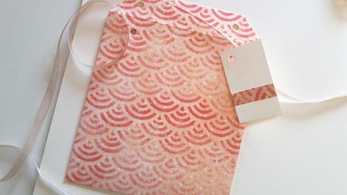 Něžné vlny -  obal na CD 13x14 cm
