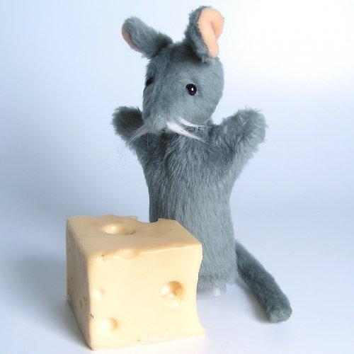 Myšička - autorská hračka