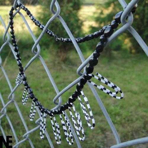 Sponkáček náhrdelník