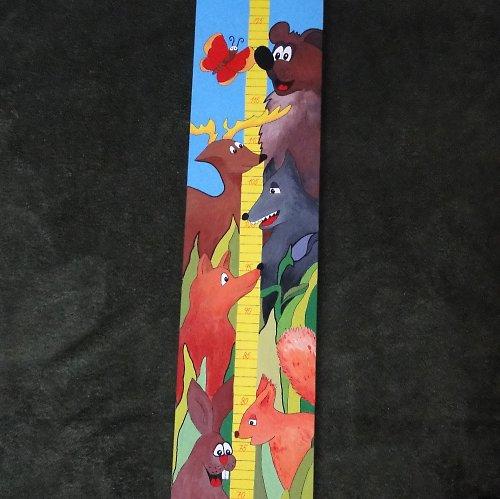 Dětský metr - Lesní zvířata