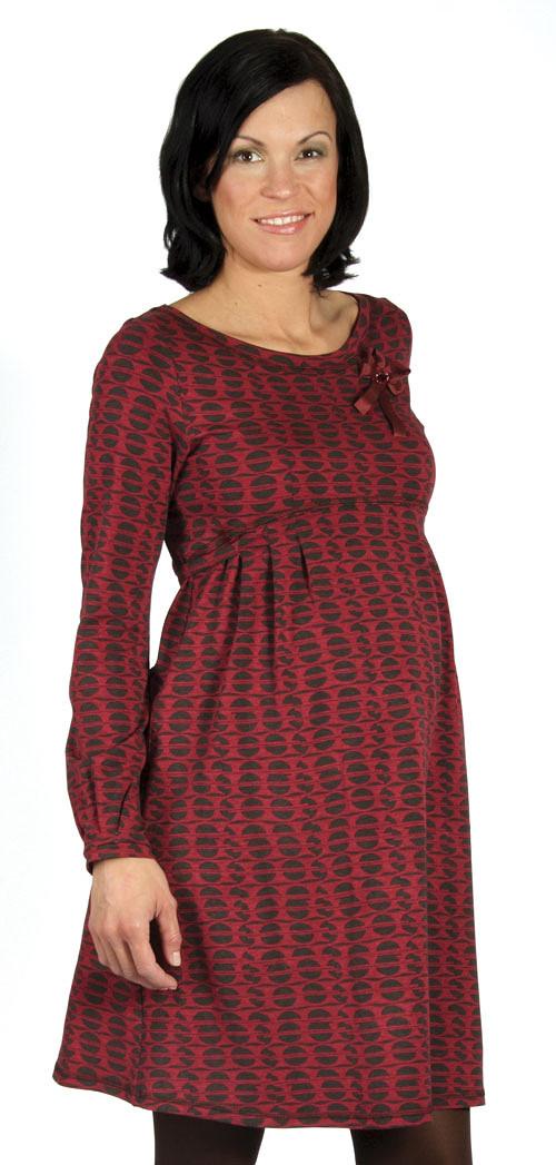 Těhotenské šaty Loos 0151