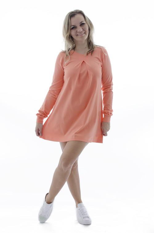 Marhuľové šaty